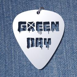 Подвеска кулон GREEN DAY  gd-ped-7