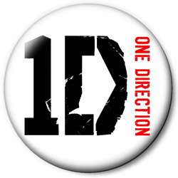 Значок ONE DIRECTION 1dz3