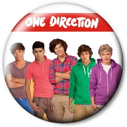Значок ONE DIRECTION 1dz6