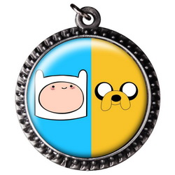 Кулон Adventure Time 3kp126