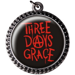 Кулон Three Days Grace 3kp41