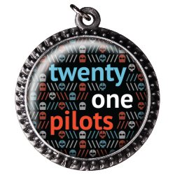 Кулон Twenty One Pilots 3kp96