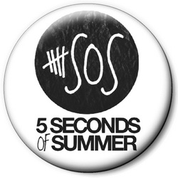 Значок 5 Seconds of Summer 5sos31