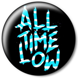 Значок All Time Low allt1