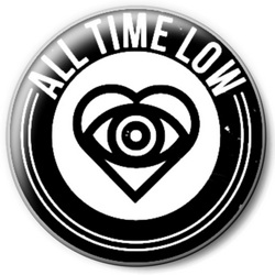 Значок All Time Low allt11