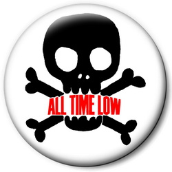 Значок All Time Low allt8