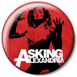 Значок Asking Alexandria askin3