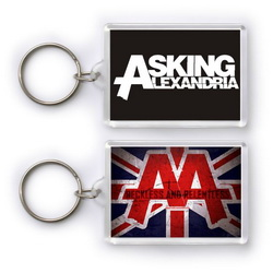 Брелок Asking Alexandria askink4