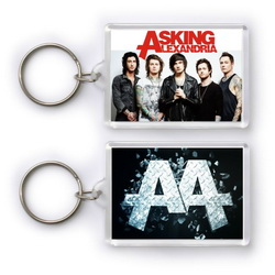 Брелок Asking Alexandria askink5