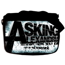 Сумка Asking Alexandria askins1