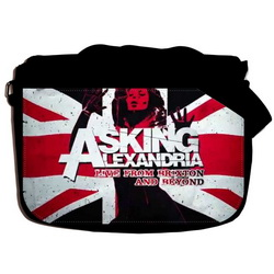 Сумка Asking Alexandria askins8