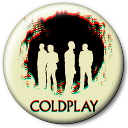 Значок Coldplay cold7