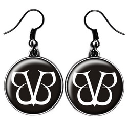 Серьги Black Veil Brides earr11
