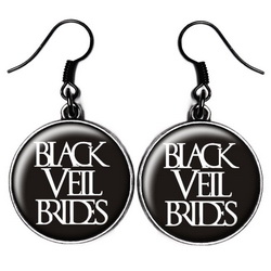 Серьги Black Veil Brides earr12