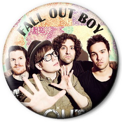 Значок Fall Out Boy fobz11