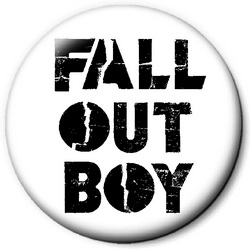 Значок Fall Out Boy fobz13