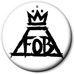 Значок Fall Out Boy fobz16