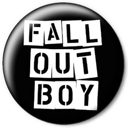 Значок Fall Out Boy fobz7