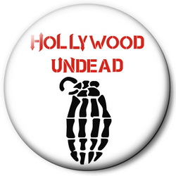 Значок Hollywood Undead holu20
