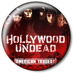 Значок Hollywood Undead holu3