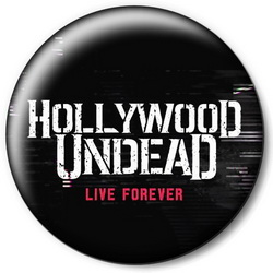 Значок Hollywood Undead holu4
