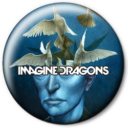 Значок Imagine Dragons idr16