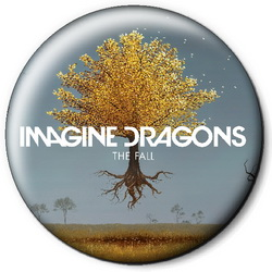 Значок Imagine Dragons idr17