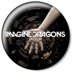 Значок Imagine Dragons idr20
