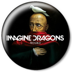 Значок Imagine Dragons idr27