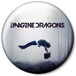 Значок Imagine Dragons idr29
