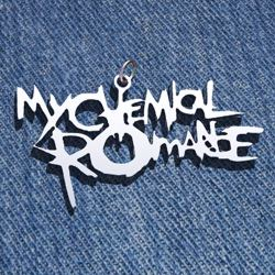 Подвеска кулон MY CHEMICAL ROMANCE  k-115