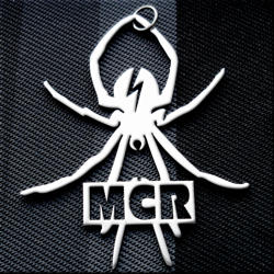 Подвеска кулон MY CHEMICAL ROMANCE  k-6