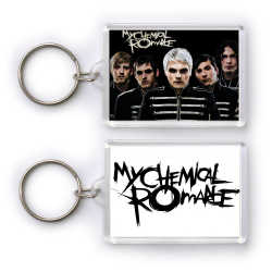 "Брелок ""MY CHEMICAL ROMANCE"""