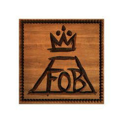 Форма для печения Fall Out Boy cookie6