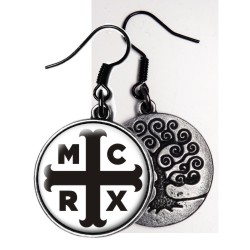 Серьги MY CHEMICAL ROMANCE earr30