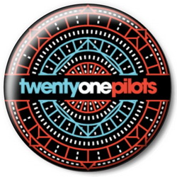 Значок Twenty One Pilots top40