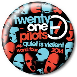 Значок Twenty One Pilots top45
