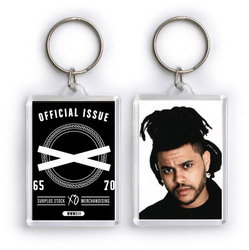 Брелок The Weeknd week-k