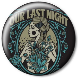 Значок OUR LAST NIGHT oln14