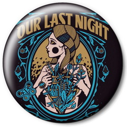 Значок OUR LAST NIGHT oln3