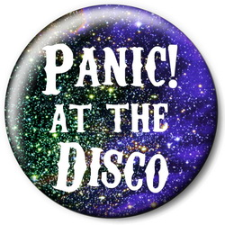 Значок PANIC! AT THE DISCO patd4