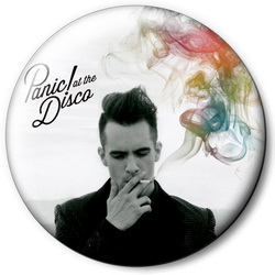 Значок PANIC! AT THE DISCO patd9