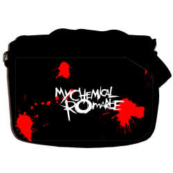 "Сумка ""MY CHEMICAL ROMANCE"" school-594"
