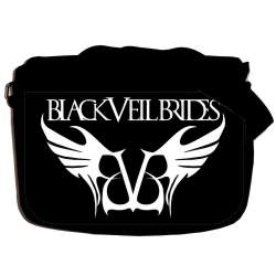 "Сумка ""Black Veil Brides"" school-661"