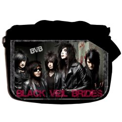 "Сумка ""Black Veil Brides"" school-663"