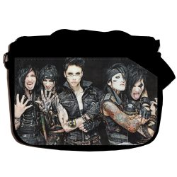"Сумка ""Black Veil Brides"" school-711"