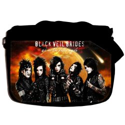 "Сумка ""Black Veil Brides"" school-715"