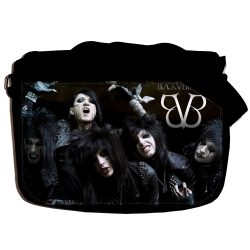 "Сумка ""Black Veil Brides"" school-717"