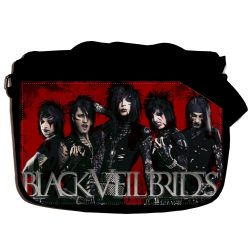 "Сумка ""Black Veil Brides"" school-721"