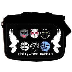 "Сумка ""Hollywood Undead"" school-740"